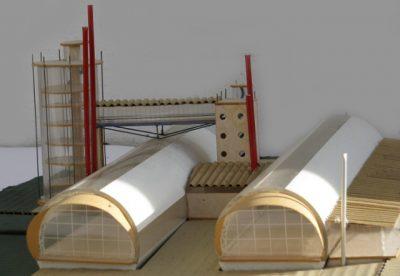 Projekte Peter Hofmarksrichter Architekt - Realisierungskonzept Logistikzentrum