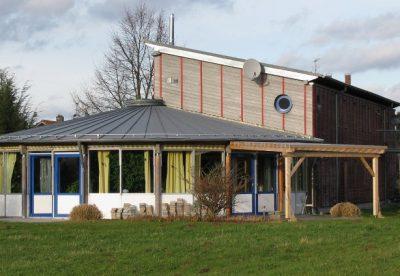 Projekte Peter Hofmarksrichter Architekt - Wohnhaus in Ruhmannsfelden